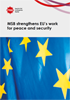 MSB strengthens EU's work for peace and security