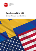 Sweden and the USA : common challenges – shared solutions