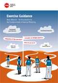 Exercise guidance : basic manual – an Introduction to the fundamentals of exercise planning