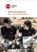 Field staff handbook : before, during and after operations