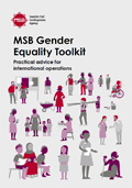 MSB Gender equality toolkit : practical advice for international operations