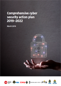 Comprehensive cyber security action plan 2019–2022 – March 2019