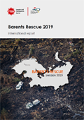 Barents Rescue 2019 : International report