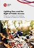 Lighting Fires and the Right of Public Access : Things to consider when lighting a campfire or barbecue outdoors